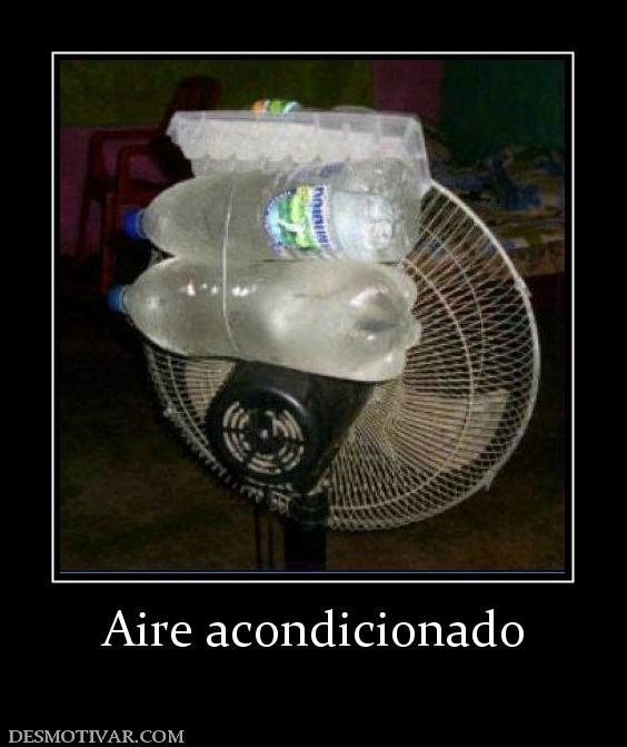 Desmotivaciones aire acondicionado for Mejores marcas de aire acondicionado