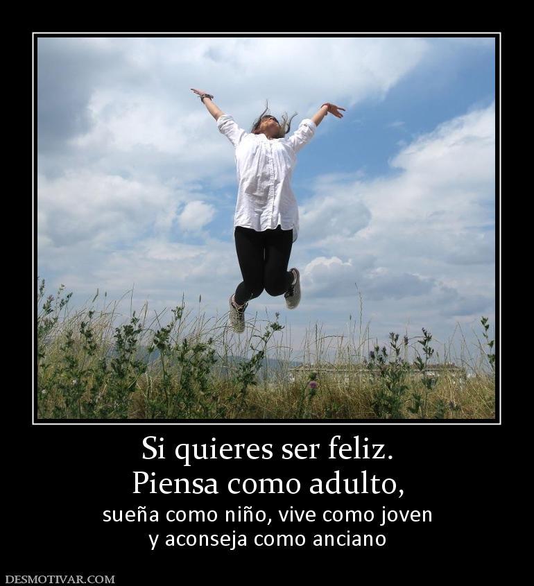 C�mo Mantener Una Autoestima Alta y Ser feliz - Taringa!