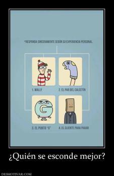 Qui  N Se Esconde Mejor   Imagenes Facebook Imagenes Con Frases