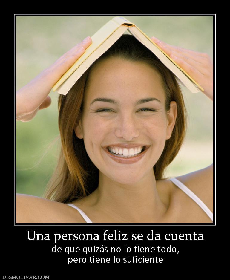 Imagenes De Una Persona Feliz