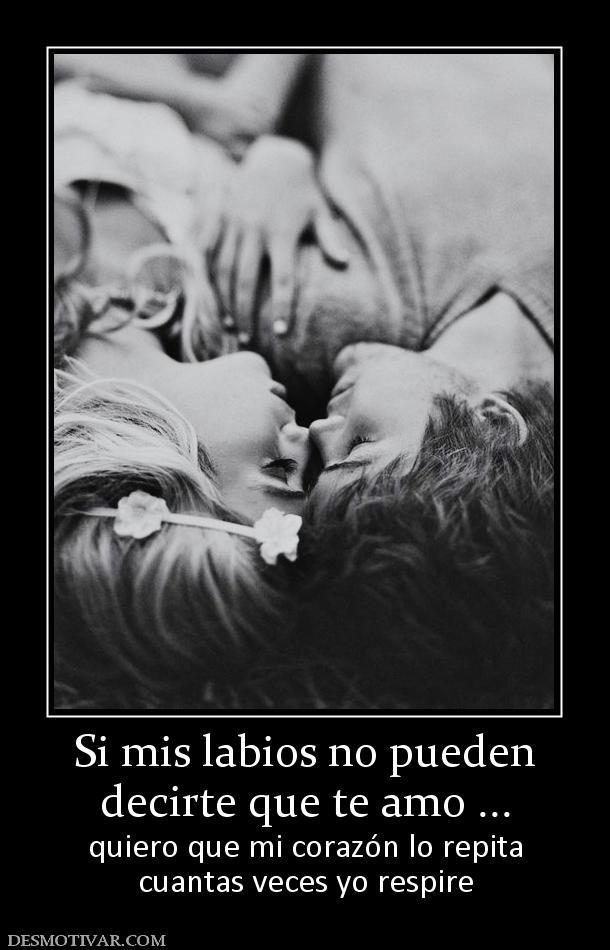 como decirte que te amo: