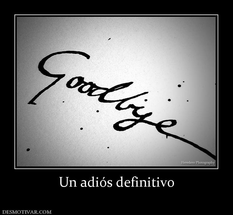 Frases de adiós - frasesypensamientos.com.ar