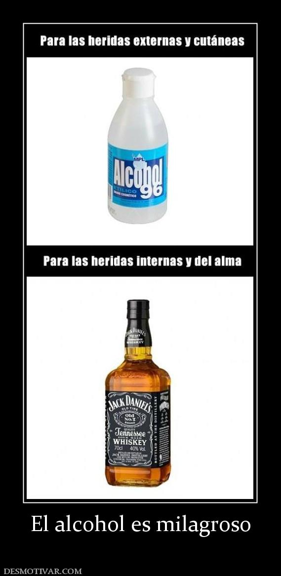 Etiquetas alcohol curiosos medicina salud el alcohol es milagroso