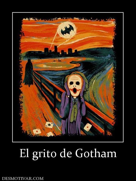 El grito de Gotham