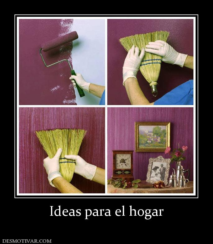 Ideas de decoracion para el hogar for Ideas creativas para decorar el hogar