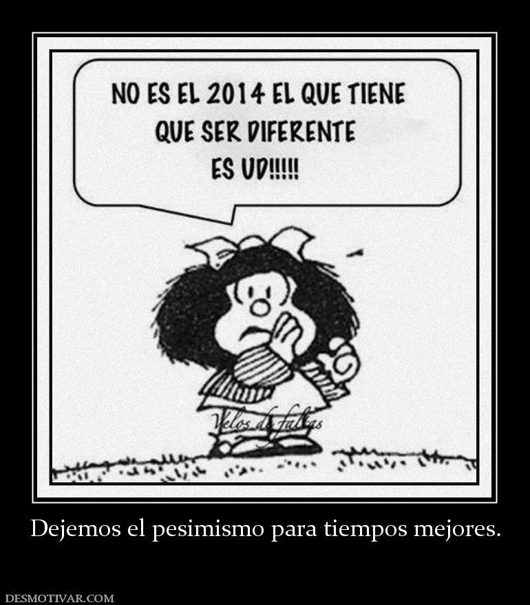 Desmotivaciones Mafalda
