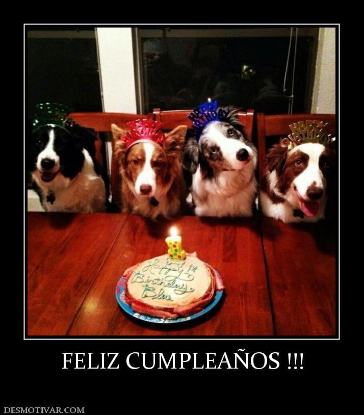 Desmotivaciones Cumpleaños