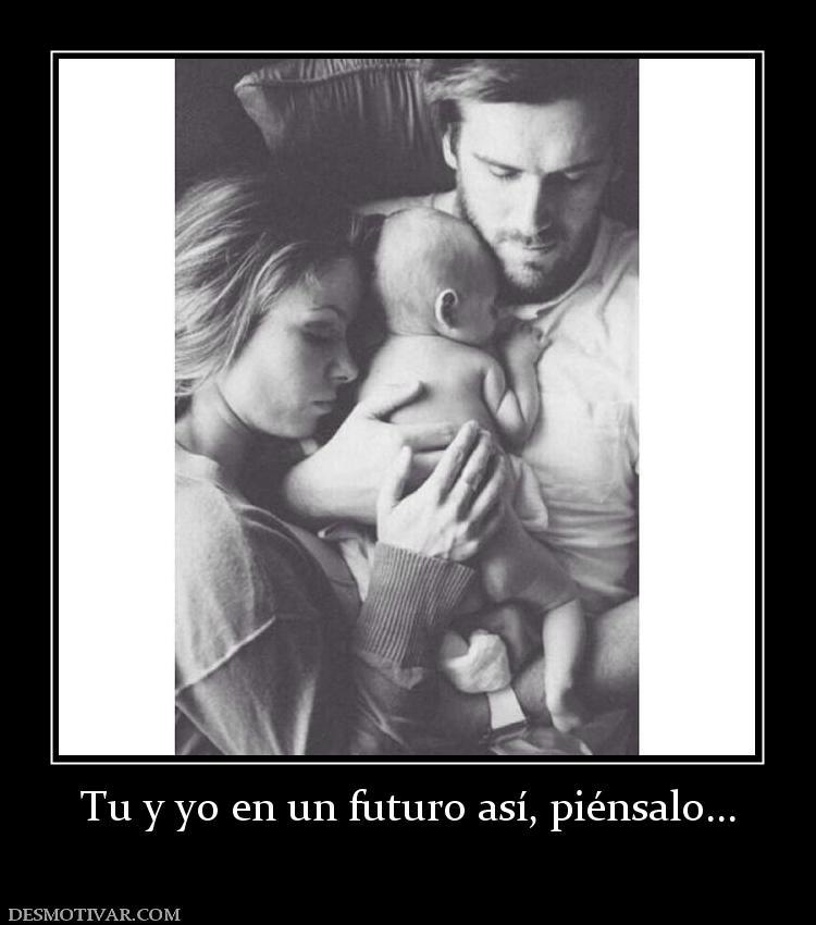 tu y yo en un Futuro Así