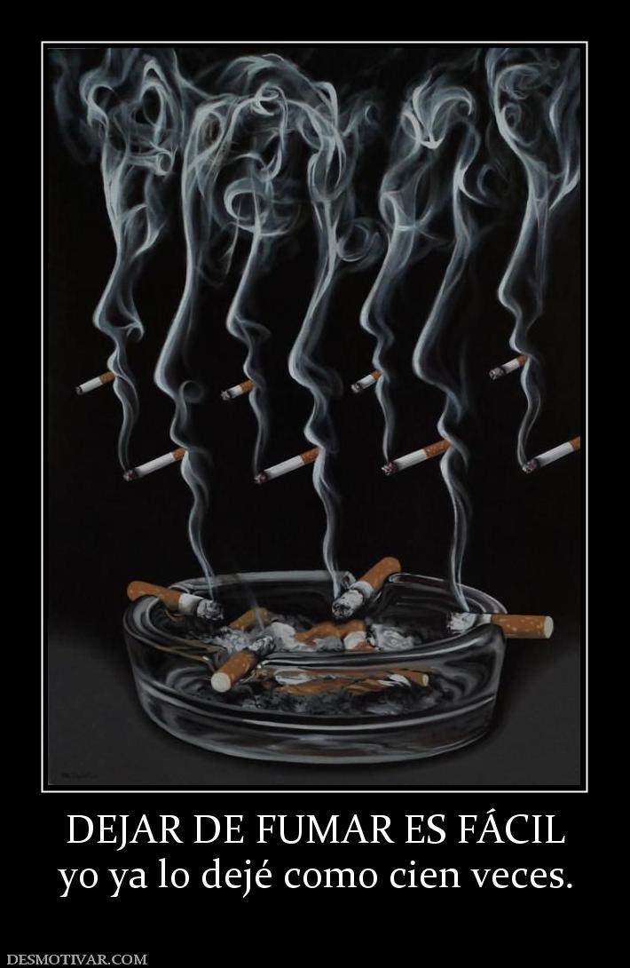 El fumar es la dependencia psicológica y física