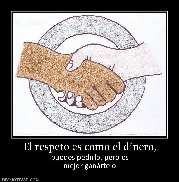 Imagen Kn Frase D Respeto Solo Significa Que Me Respeto