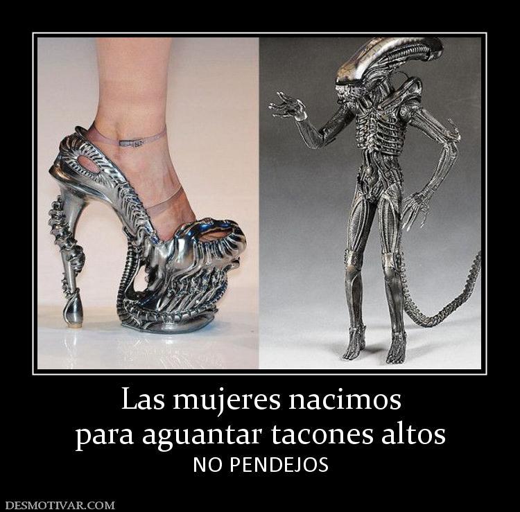 Mujeres Altos Desmotivaciones Las Nacimos Aguantar Tacones No Para PNkX8nwO0