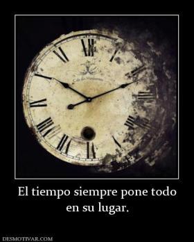 Desmotivaciones tiempo - El tiempo les borges blanques ...