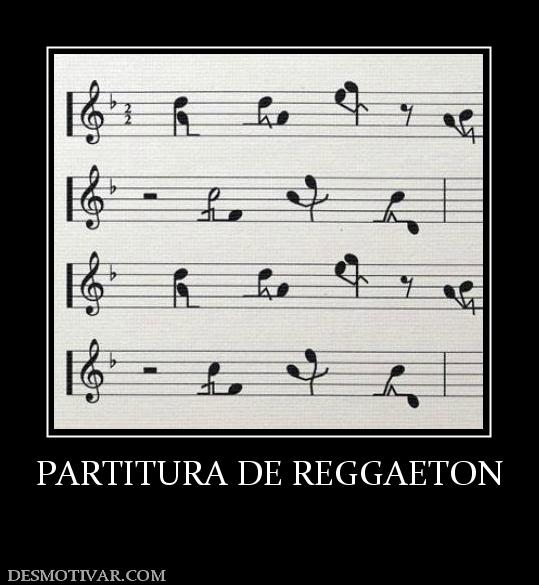 porque no escucho reggaeton, te lo cuento.