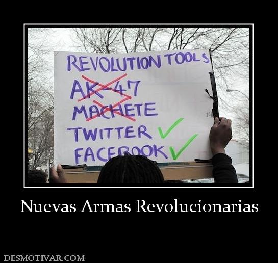 Nuevas Armas Revolucionarias