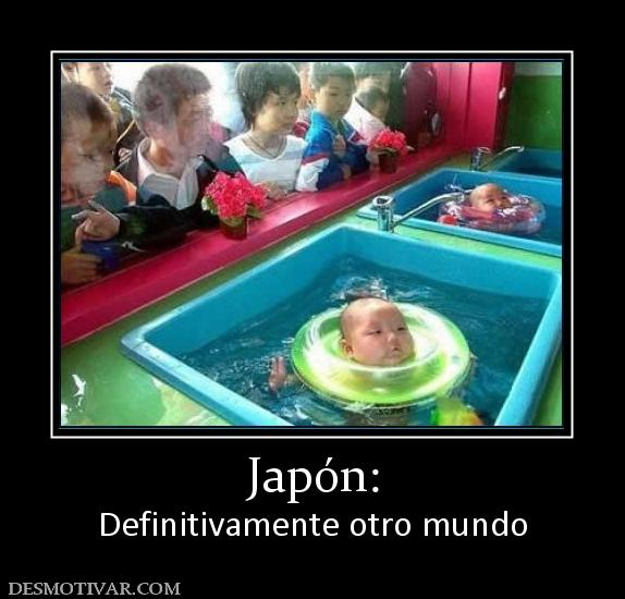 Esos locos japoneses
