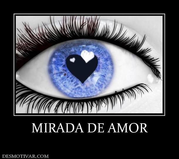La mirada del amor {...} Imagen | @PayasoMediatico2 en Taringa!