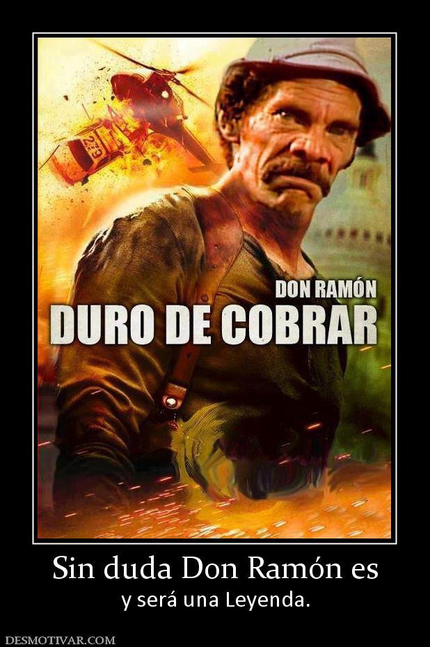 Biografia Ramon Valdes (Don Ramon) - Taringa!