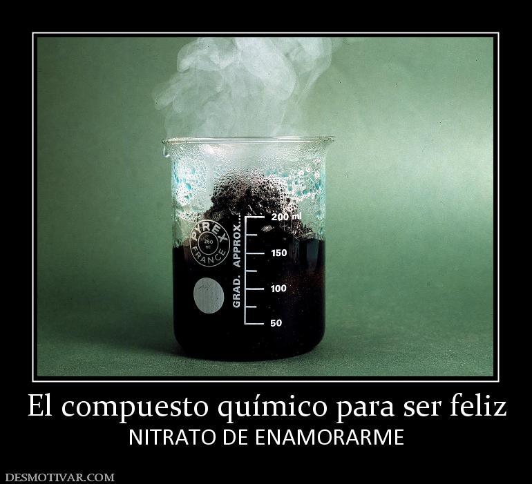 el quimico: