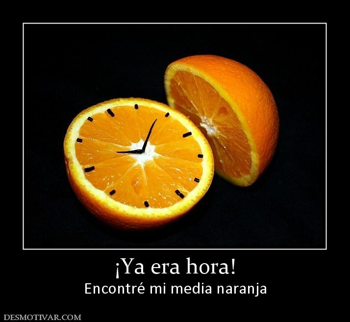 Encontre MI Media Naranja