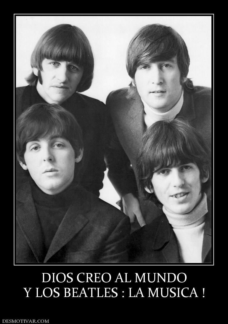 musica los beatles: