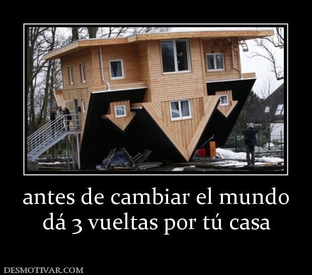 Cambiar casa reflexiones para cambiar tu energia la casa - Nuestra casa es tu casa ...
